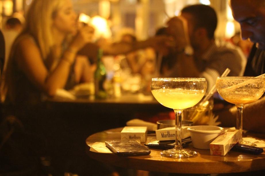 Throwback: Beirut nightlife