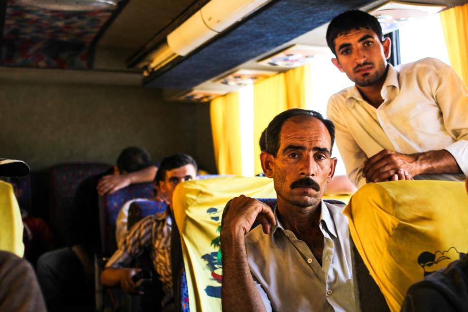 Portrait of migration.