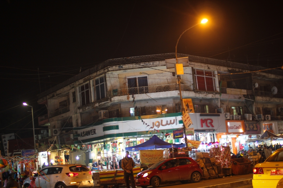 Karrada district, Baghdad.